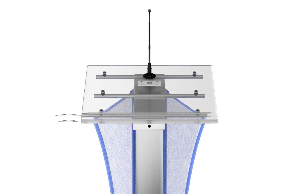 spreekgestoelte-katheder-lessenaar-space-LED-3